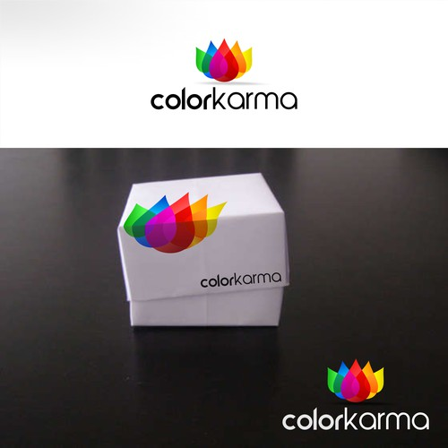 Color Karma needs a new logo!  break out your most harmonious skills