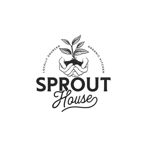 Logo Design for Sprout House