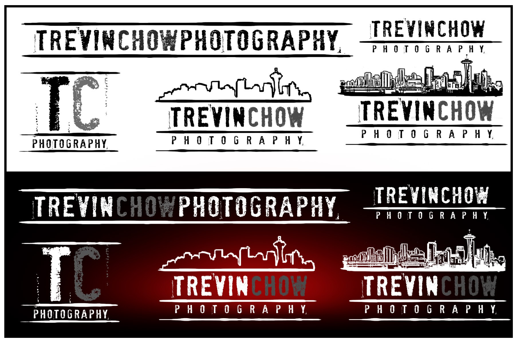 Photographer needs a logo to be the cornerstone of his marketing