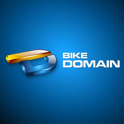 logo for Bike Domain