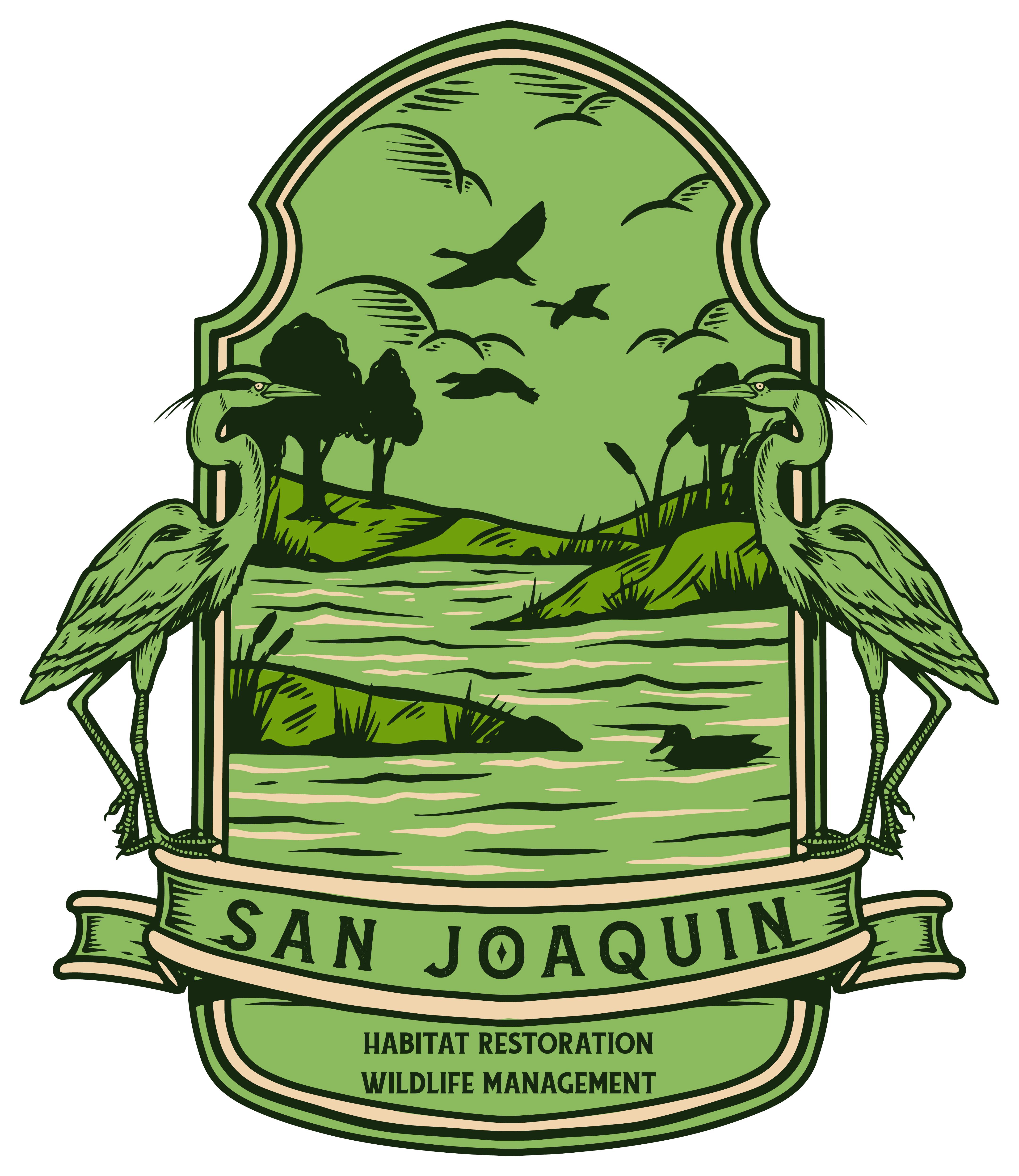 San Joaquin Valley Wildlife Habitat Restoration Company