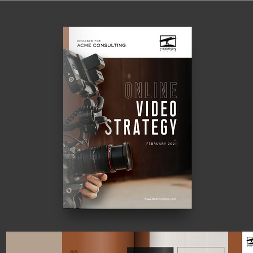 High-end Video Strategy Blueprint Document