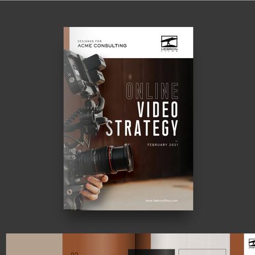 High-end Video Strategy Blueprint Document