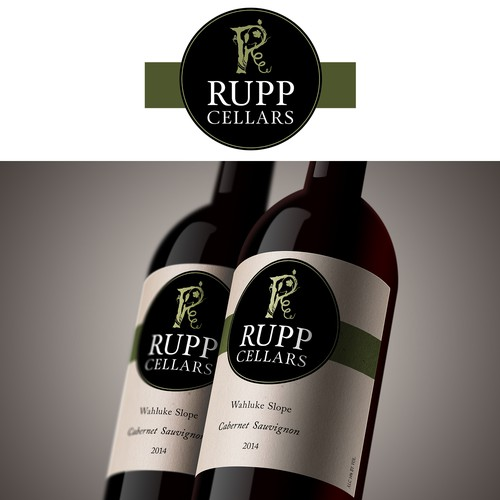 Winery Logo & Labeling Concept