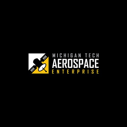 Logo design for a Satellite Development Company (Contracted with NASA & U.S. Air Force)