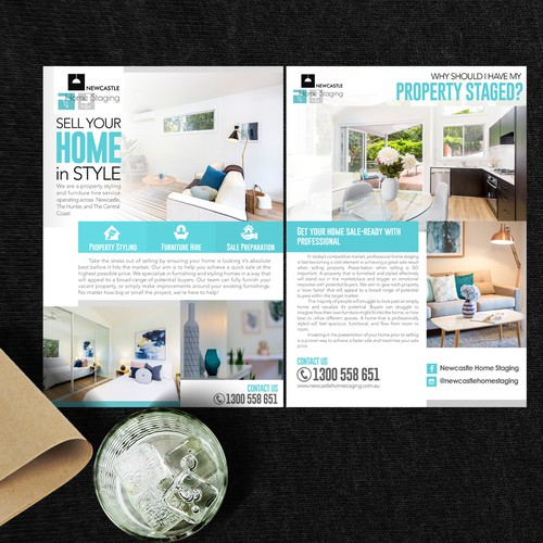 Newcastle Home Staging