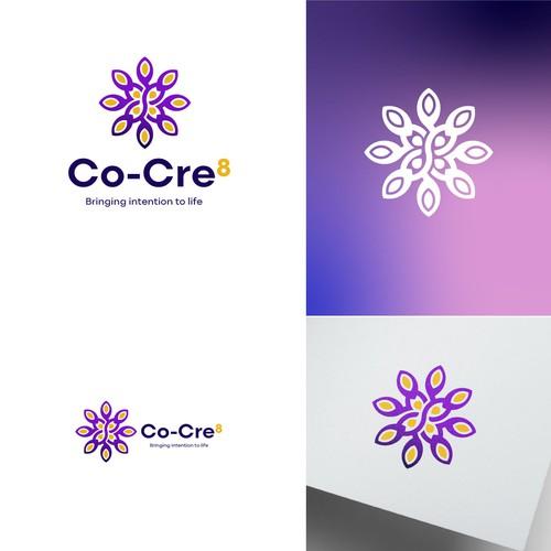 Logo design for a consulting company