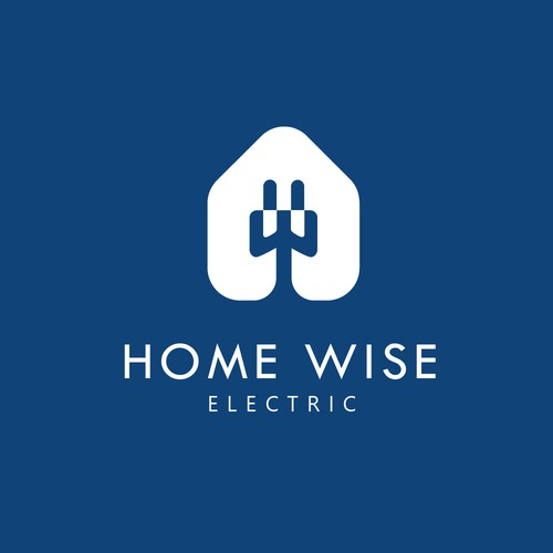 Home Wise Electric Logo