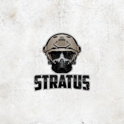 Sratus Logo design