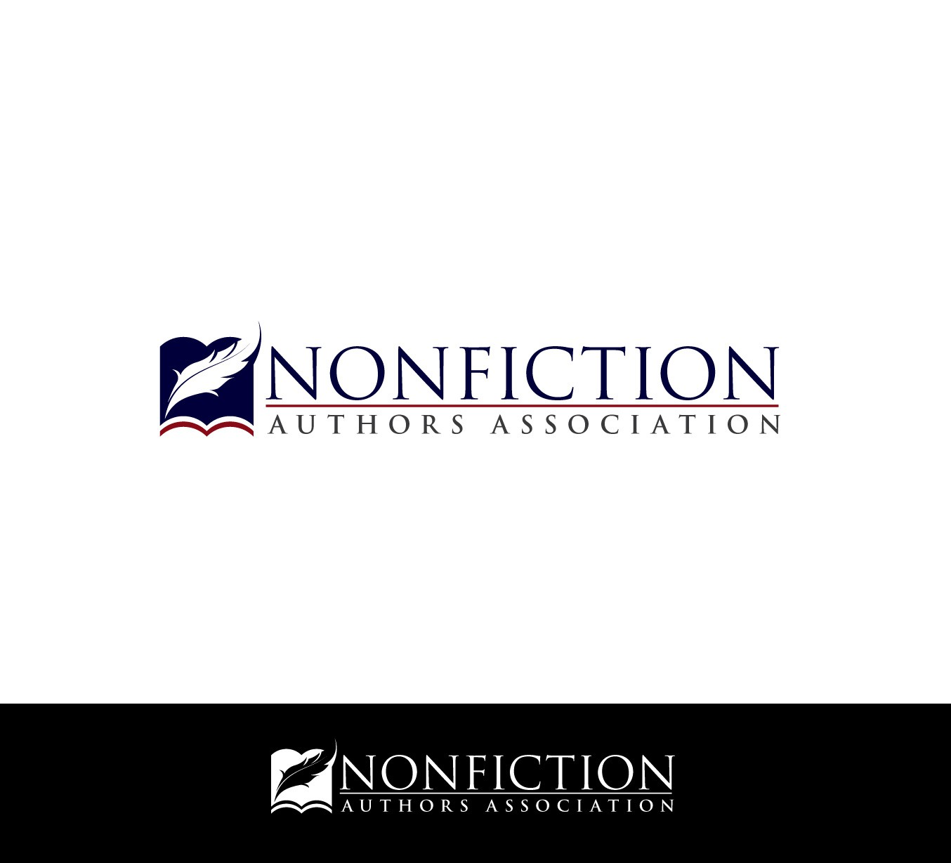 Help Nonfiction Authors Association with a new logo