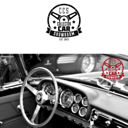 Help CCS Collector Car Showcase  with a new logo