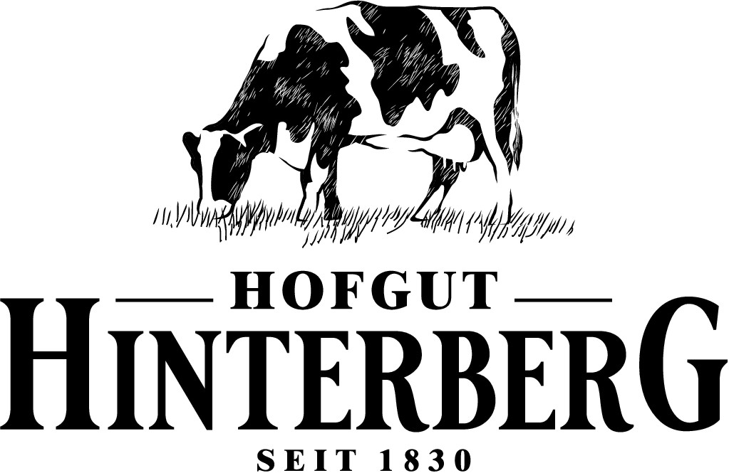Create a unique and stylish logo for an innovative pasture-based dairy farm