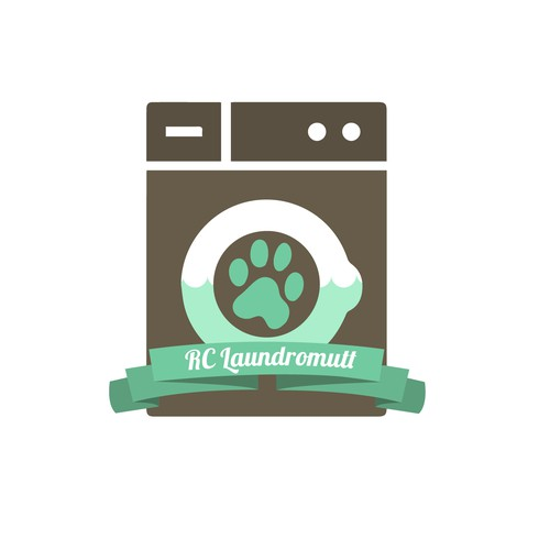 Create a 1950s Inspired Logo for a Dog Wash!