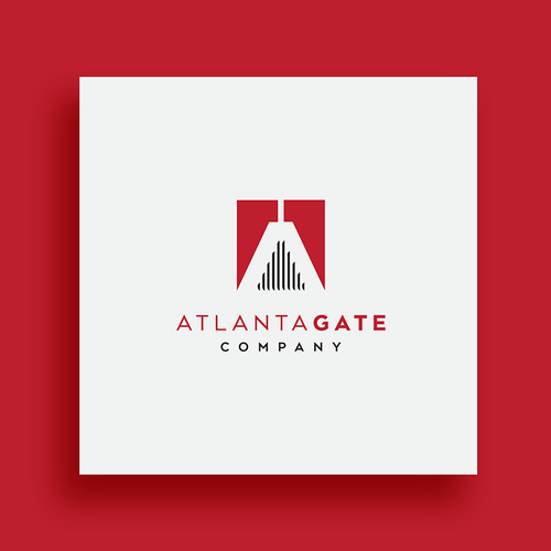 Atlanta Gate Company logo contest