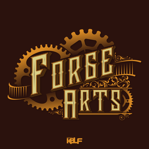 Logo concept for Forge Arts