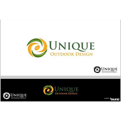 Unique Outdoor Design needs a new logo