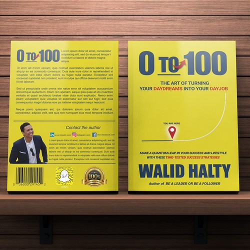 0 to 100 Book Cover
