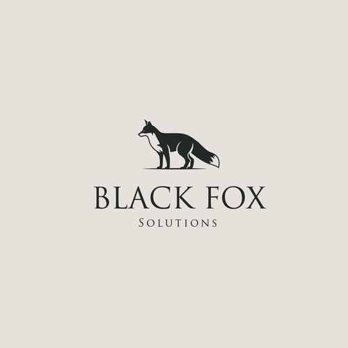 Simple Fox logo