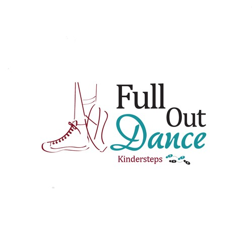 Logo for dance academy