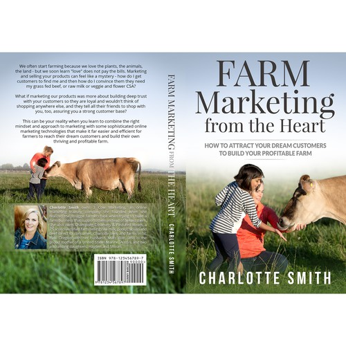 Farm Marketing From The Heart Book Cover