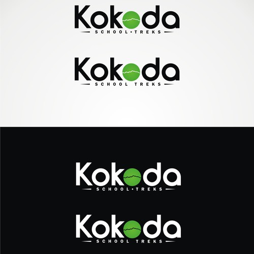 Help Kokoda School Treks with a new logo