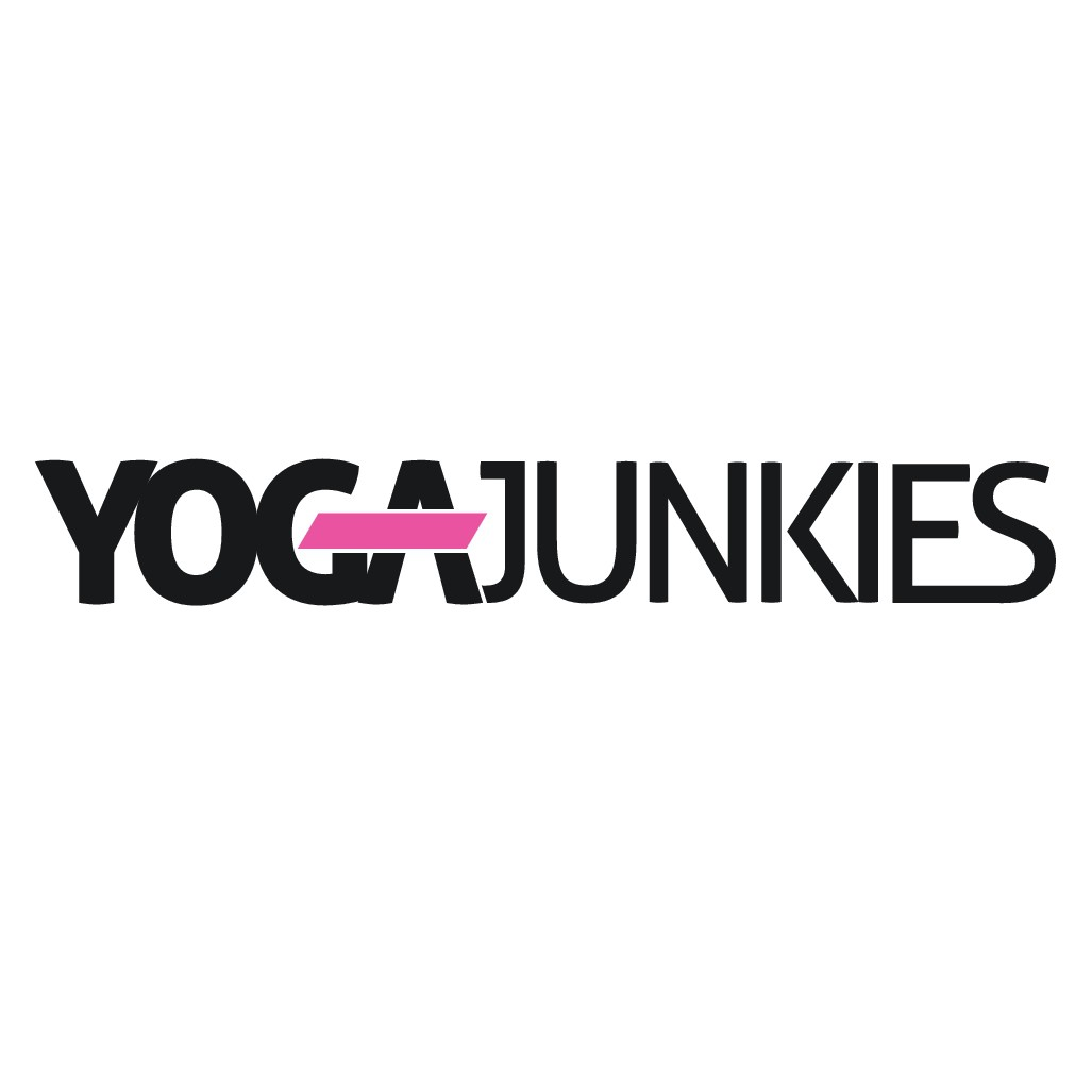 "We suck at designing! Design the logo for our ""Yoga Junkies"" fitness brand"