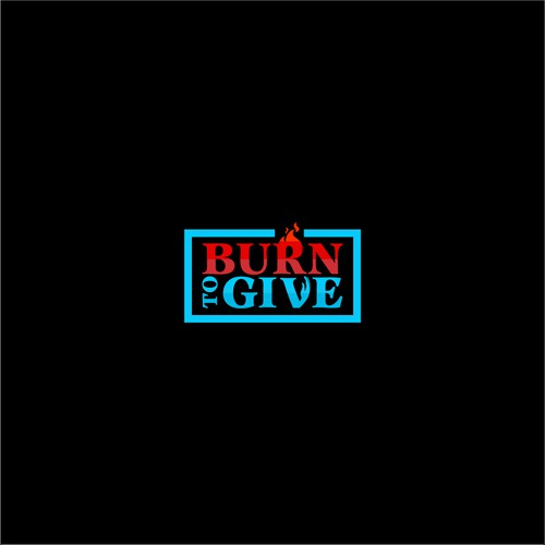 Burn to Give Logo