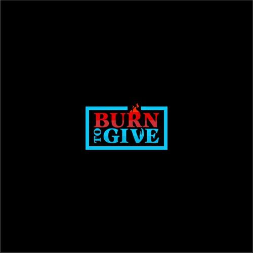 Burn to Give Logo