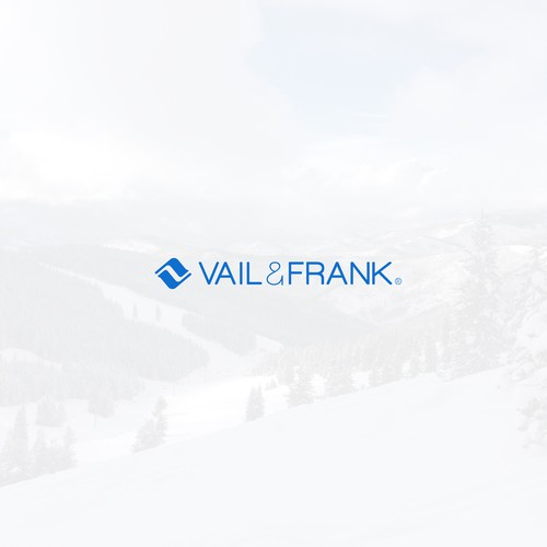 "Logo concept 2 for ""Vail&Frank"""