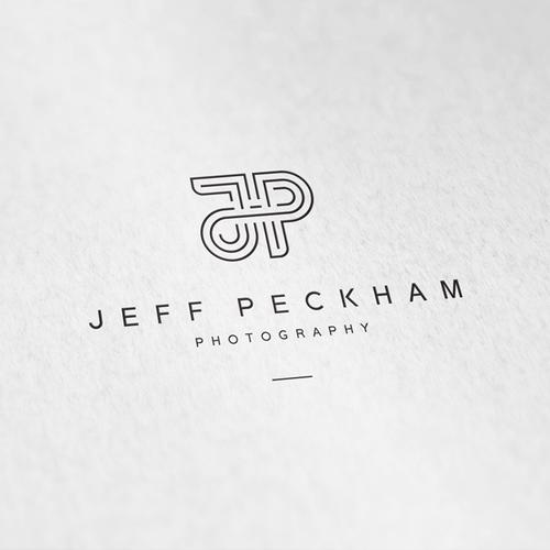 Logo concept for Jeff Peckham