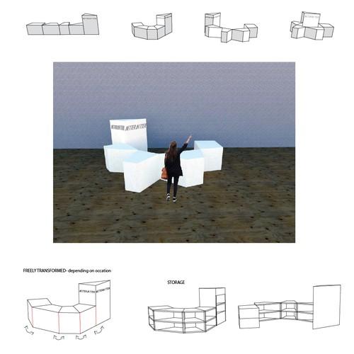 Concept for bar module