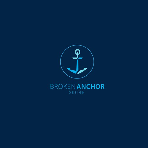 broken anchor
