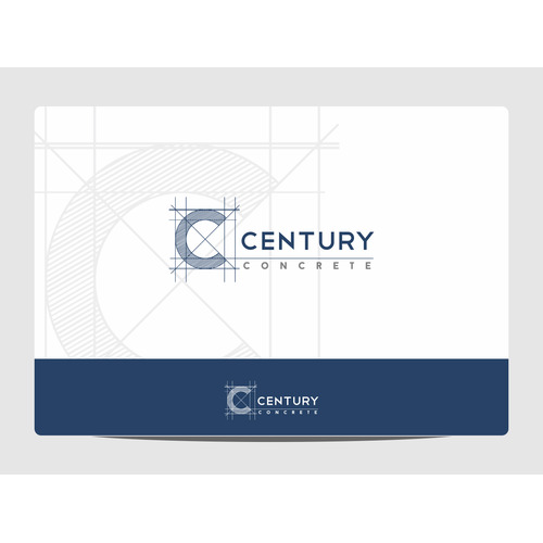 Logo  for CENTURY CONCRETE