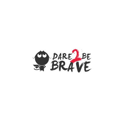Logo Concept for Dare 2 Be Brave