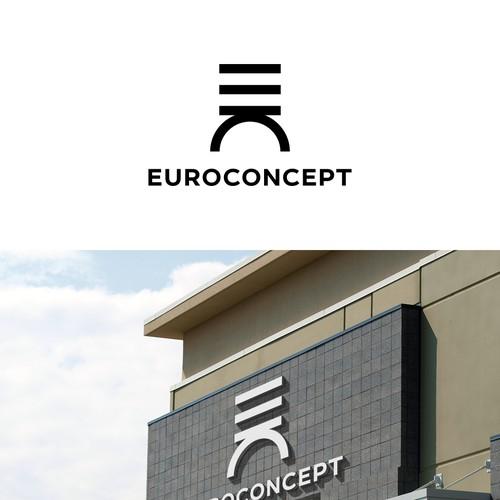 logo concept for EuroConcept