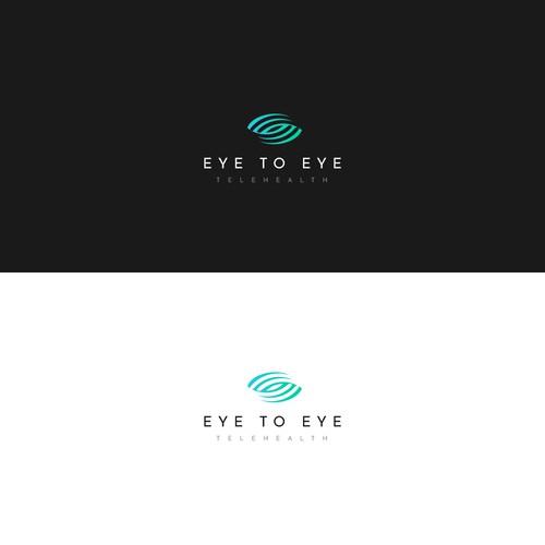 Logo design for 'Eye to Eye'