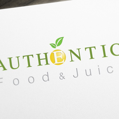 Authentic needs a new logo