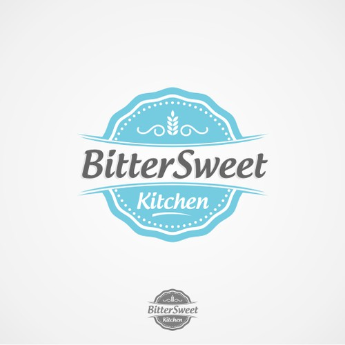 Help Bitter Sweet Kitchen with a new logo