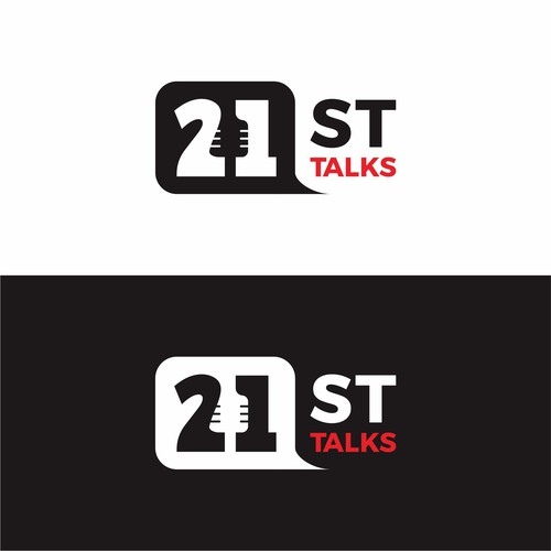 21 st Talk Logo
