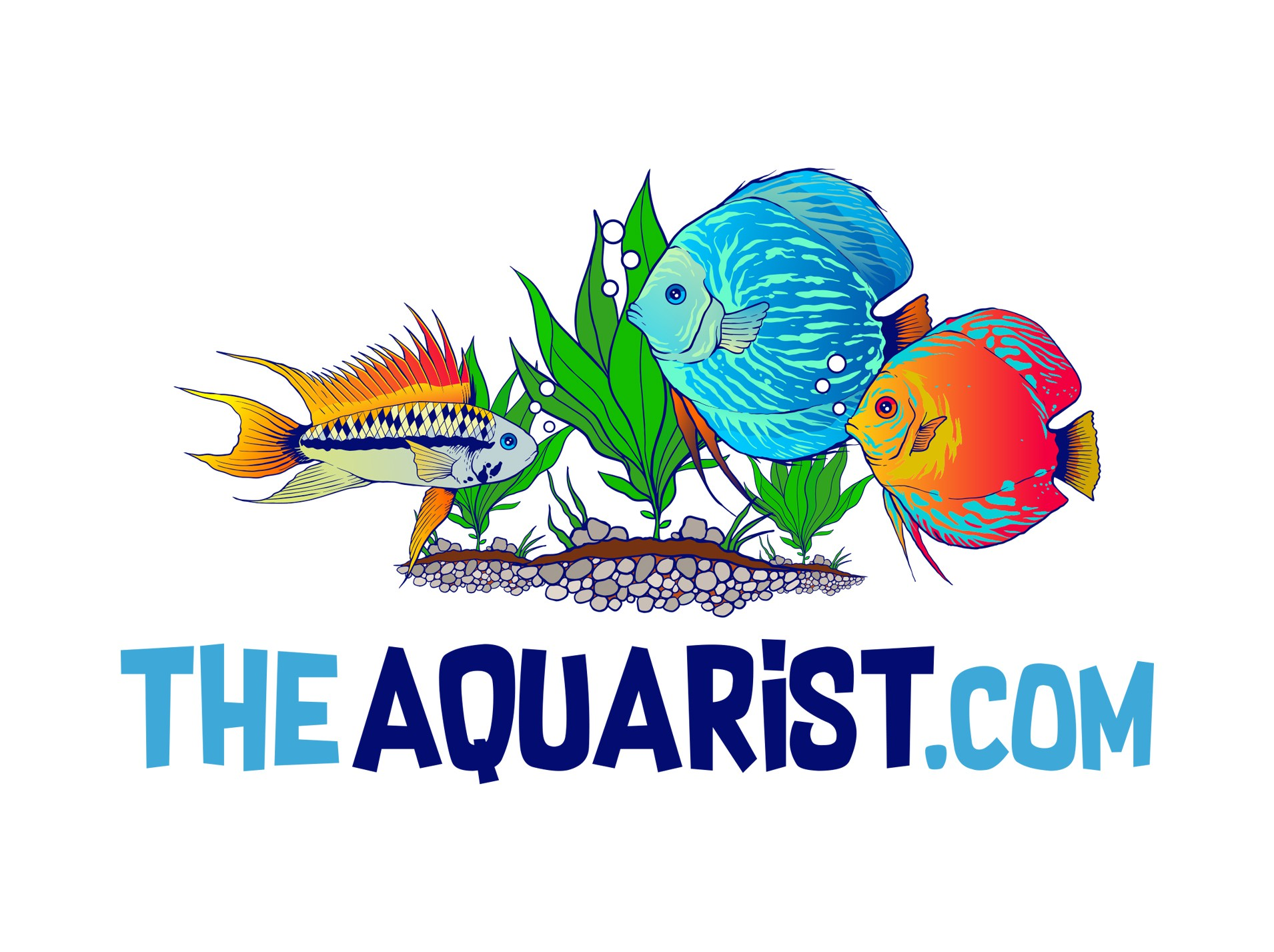Create a Logo for High-End Tropical Fish Store