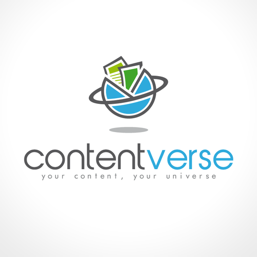 Create a logo for Contentverse