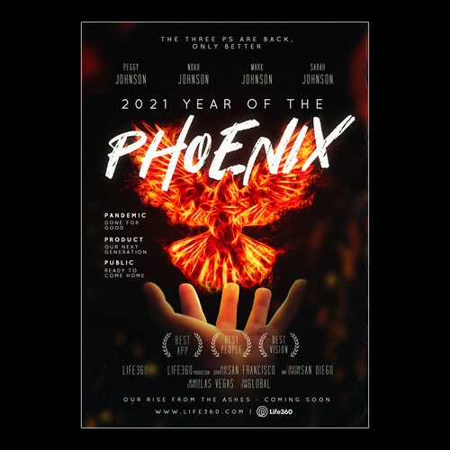 2021: The Year of the Phoenix