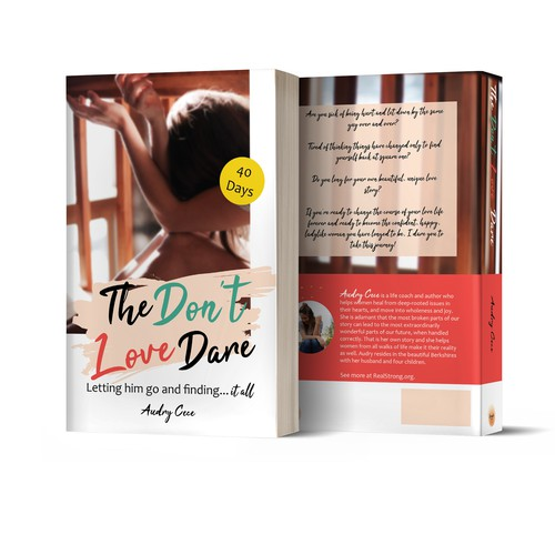 The Don't Love Dare Book Cover