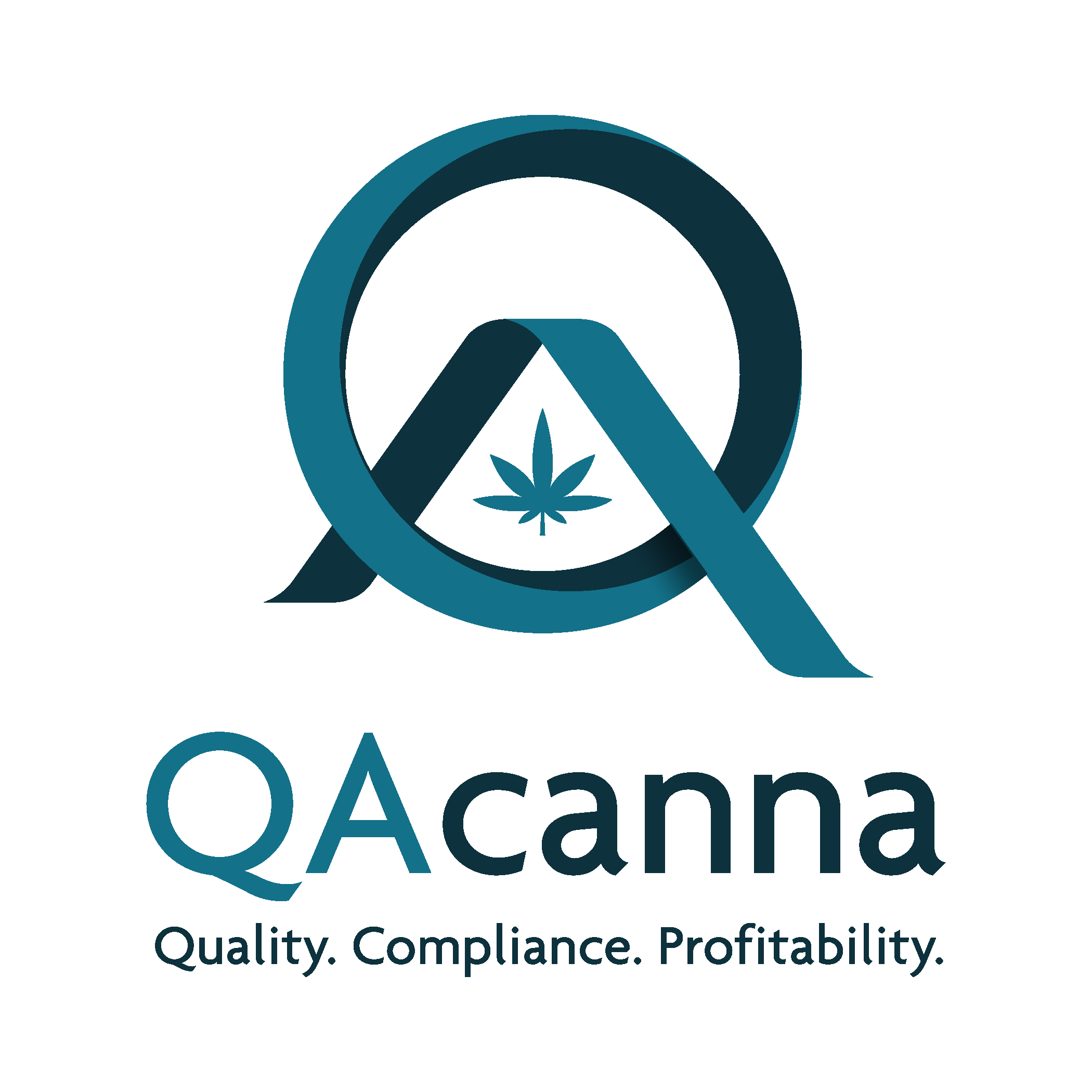 Design a logo for a Quality & Compliance firm in the Cannabis Industry