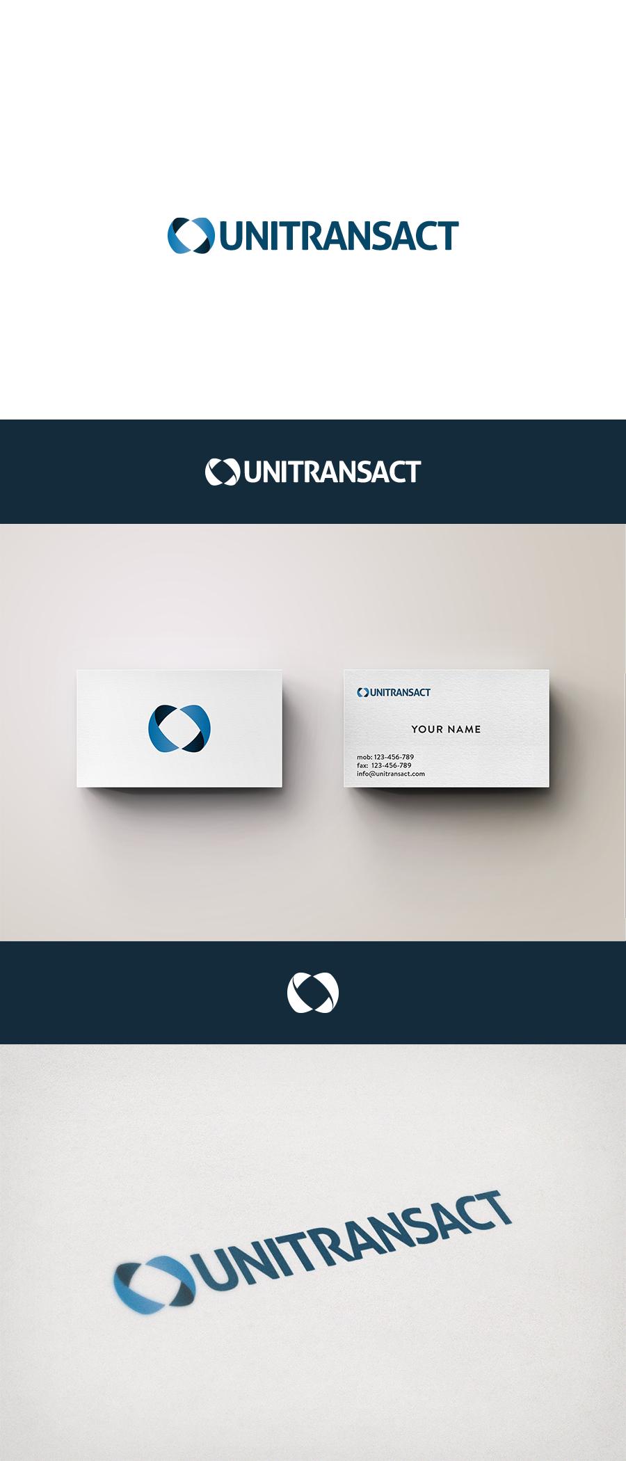 Unitransact (UTA) needs a logo