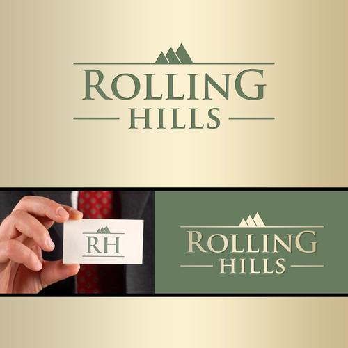 Logo Design for Rolling Hills