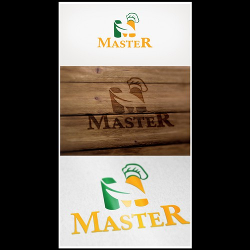 Design logo for master