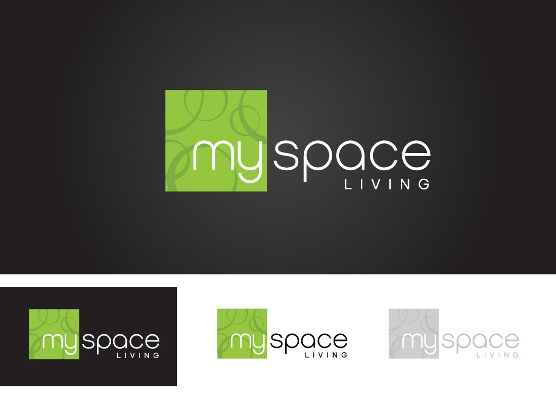 Create the next logo for My Space Living