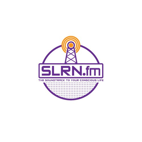 Design a dynamic Logo for SLRN.fm