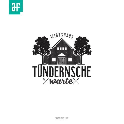 """Concept for """"Wirtshaus Tundernsche Warte"""""""""""